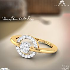 Every day you get our best. #diamond #ring