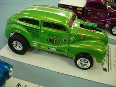 50 Austin Drag Car