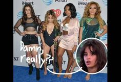 Fifth Harmony Family Feud! Dinah Jane's Aunt Gets Straight NASTY Saying Camila Cabello 'Knows Whose Dick To Suck'!