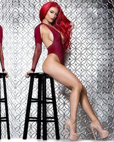 Photo: Photo From Eva Marie's Photo Shoot Today - WrestlingInc.com