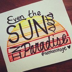 Lyric Drawings on Pinterest | Lyric Drawings, One Direction and ...