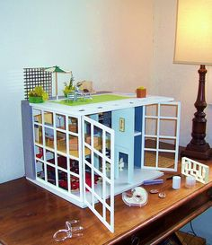 Dylan Dollhouse, mise en scene by More2view, via Flickr