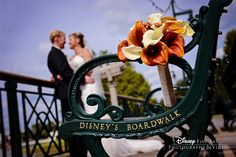 Love is in the air at Disney's Boardwalk