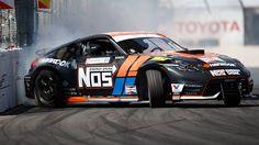 Chris Forsberg Nissan 370Z Formula Drift