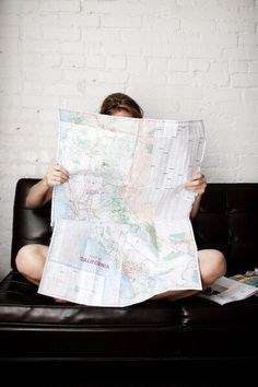 Maps travel