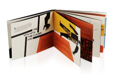 Booklet Print Layout, Layout Design, Design Ideas, Material Design, Saul Bass, Project 3, Brochures, Booklet, Sustainability