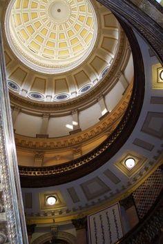 Inside Denver State Capitol Building