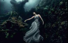 ■まるでギリシャ神話の女神 モントリオールで活動中のフォトグラファーBenjamin Von Wong氏の作品…