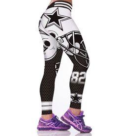 $14.99-$19.99 NFL Team Dallas Cowboys Leggings