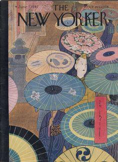 The New Yorker June 7, 1947  Cover Art - Rea Irvin