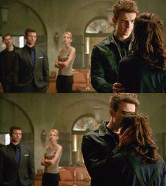 Klaus, Elijah, Freya, Kol, And Davina