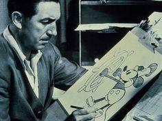 Walt Disney & Steamboat Willie
