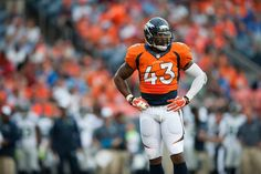 nice Broncos safety T.J. Ward slapped with 1-recreation suspension for strip membership incident