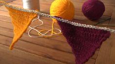 Cómo tejer una guirnalda en croché | eHow en Español