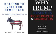 """Amazon Best-Seller """"Reasons To Vote For Democrats"""" Complete Rip-Off of Another """"Book""""  --------------------- #gossip #celebrity #buzzvero #entertainment #celebs #celebritypics #famous #fame #celebritystyle #jetset #celebritylist #vogue #tv #television #artist #performer #star #cinema #glamour #movies #moviestars #actor #actress #hollywood"""