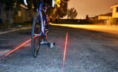 """""""Ciclovia virtual"""" pode ser acoplada às bikes para evitar acidentes"""