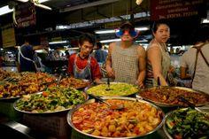 tanin market chiang mai, thailand
