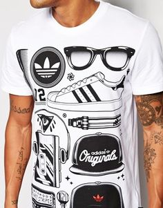 Adidas Originals Graphics T-Shirt