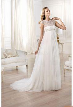 Vestidos de noiva Pronovias Oligo 2014