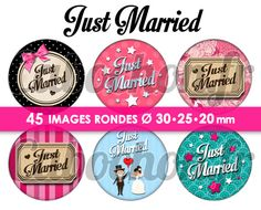 Just Married Images Digitales