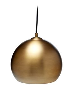 Pendant from Manhattan Highrise: Decorative Accents & More on Gilt