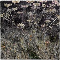 Anselm Kiefer, Morgenthau Plan, 2012. Acrylic, emulsion, oil and shellac on photograph mounted on canvas 149 5/8 x 149 5/8 inches  (380 x 380 cm).  © Anselm Kiefer. Courtesy Gagosian Gallery. Photography by Charles Duprat.
