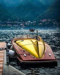 Yacht renting will make it significantly increasingly exceptional. In this article, we are going to give you a couple of tips that can enable you to rent a decent yacht. Wooden Speed Boats, Wood Boats, Yacht Design, Boat Design, Riva Boot, Chris Craft Boats, Classic Wooden Boats, Yacht Boat, Small Boats