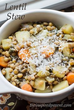 Lentil Stew - Awesom