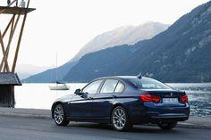 Con la BMW Serie 3 Berlina puoi goderti ogni momento.