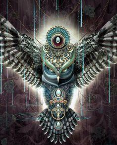 Owl Deity <3