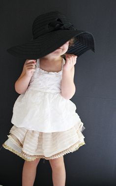 Dress up clothes...SO cute!