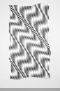 "knowiing: "" Op art by Philippe Decrauzat. Line Patterns, Textures Patterns, Op Art, Line Design, Design Art, Artwork Design, Creative Design, Arte Linear, Plakat Design"