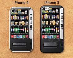 Vending Machine iPhone 4 Case iPhone 4S Case iPhone by DreamPlaza, $6.99