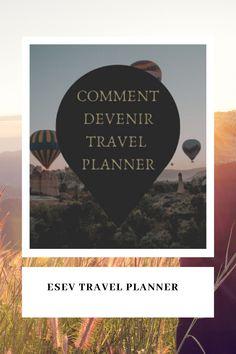 comment devenir travel planner ? en quoi un travel planner vous aide à préparer votre voyage ? C'est un vrai plus personnalisé comparé aux agences de voyage. Il est à l'écoute de vos besoins. #travel #voyage #organisation Travel Planner, Aide, Happy, Blog, Movie Posters, Trip Planner, Travel Agency, Andalusia, Worldmap