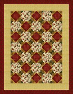 quilt patterns | Quilt Pattern: Snowballing Economy