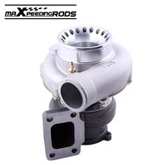 GT35 GT3582R T3 A/R .63 Turbine A/R .70 400-600HP Anti-Surge Turbo Turbocharger Compressor Water Oil R32 R33 R34 RB25 RB30 T3