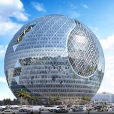 James Law Cybertecture Technosphere Dubai © James Law Cybertecture