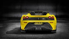 Ferrari 16M Scuderia Spider HD 1366x768