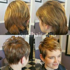Hair by Lori V. Elmore