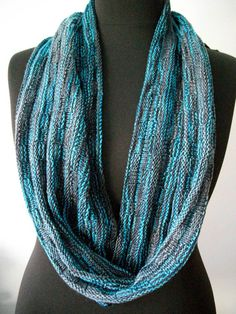 snood Anleitung: Snood Schal stricken