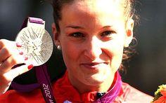 Lizzie Armitstead - 1st Team GB Medalist