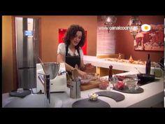 ▶ Cocina árabe Receta de Kubbeh (Pastel de carne libanés) - YouTube