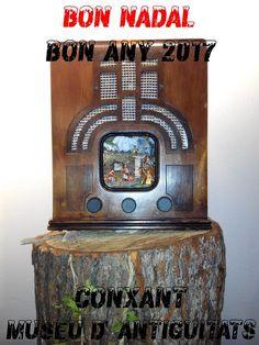 CONXANT Antiguitats  Desitja a tots els que estimeu la cultura i la història mitjantçant el col-leccionisme.  Bones Festes!!! Feliç 2017!!!
