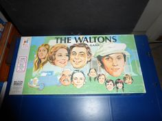 Board Game 1974 The WALTONS Vintage Game (Based on the Cable TV Show) - Milton Bradley #4407 - Vintage Game by FriendsRetro on Etsy