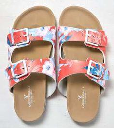 AEO Double Strap Sandal