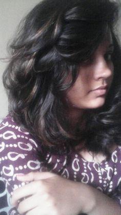 Natural wavey hair.. <3