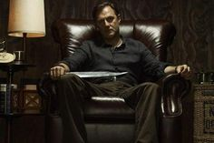 The Governor...my new favorite villain on The Walking Dead!