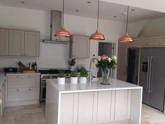 Howden's kitchen