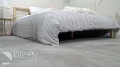 Project by DIZEN STUDIO #dizenstudio #designinteriorcluj #interiordesign #designer #iloveinteriordesign #designinteriordizen Romania Design Interior www.dizen.ro 004 0740 075 791 Romania, Comforters, Blanket, Interior Design, Studio, Bed, Projects, Furniture, Home Decor