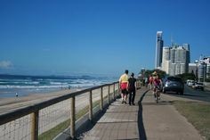 Gorgeous day for a stroll #MainBeach, Gold Coast, Australia